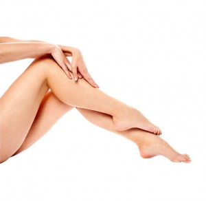 Lymph massage helps cellulite